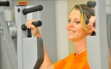 gym Caprici Beach Hotel & Spa